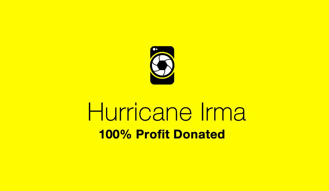 All Snapchat Geofilter Profit to Hurricane Irma Relief