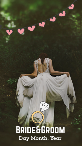 Best Snapchat Wedding Geofilters Ring