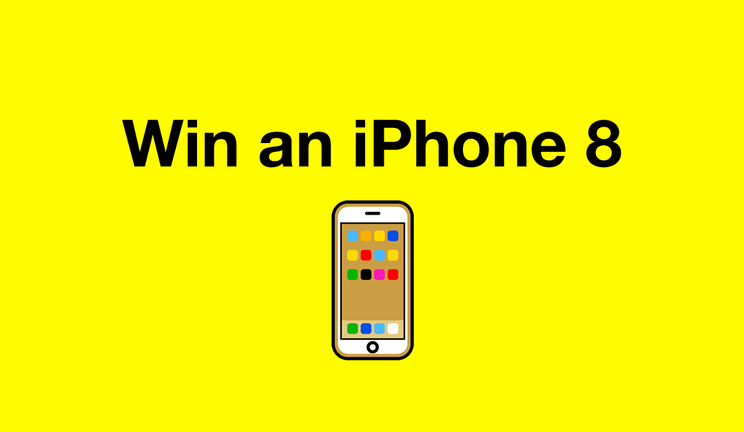 iPhone 8 Giveaway from FilterPop