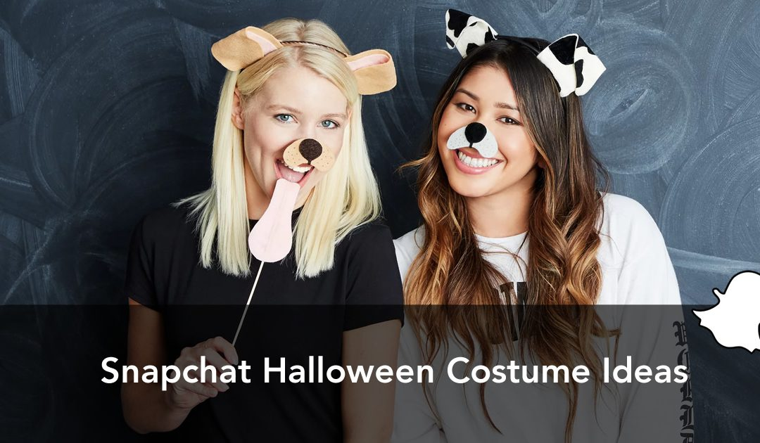 Snapchat Halloween Costume Ideas