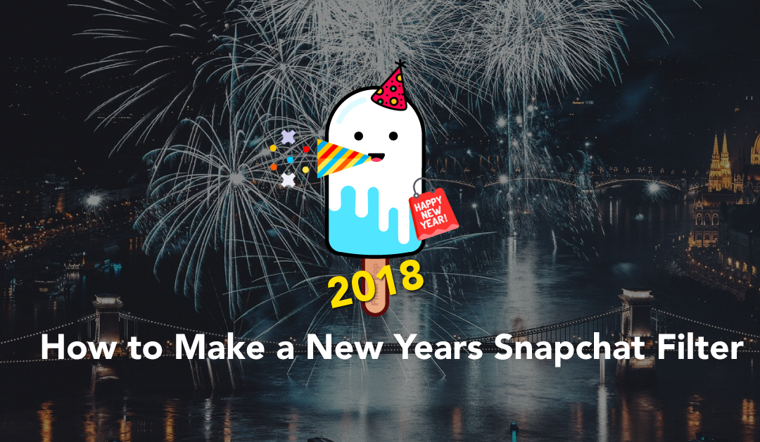 How to Make a New Years Snapchat Filter